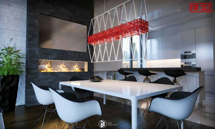 Vishivanka: Столовая комната в . Автор – 27Unit design buro