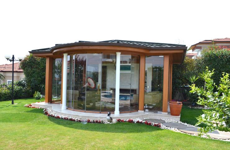 Casas estilo moderno: ideas, arquitectura e imágenes de ARTISTIC DESIGN Moderno
