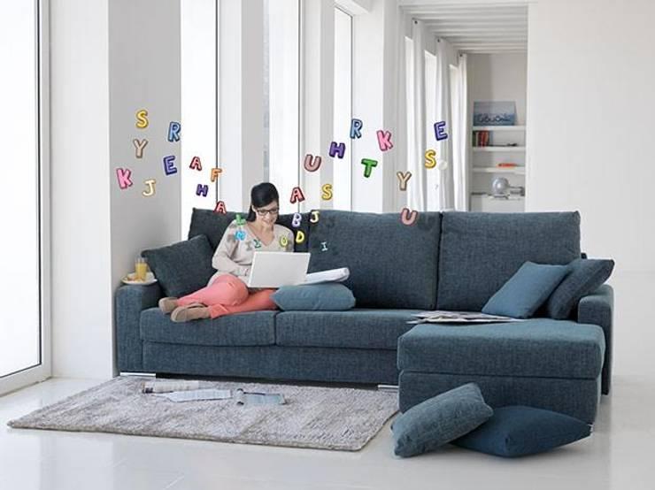 Arte Decorativo: Salas de estilo  por Arte Decoratvo
