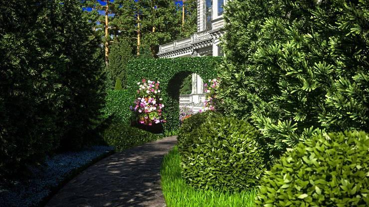 Jardins  por SVPREMVS