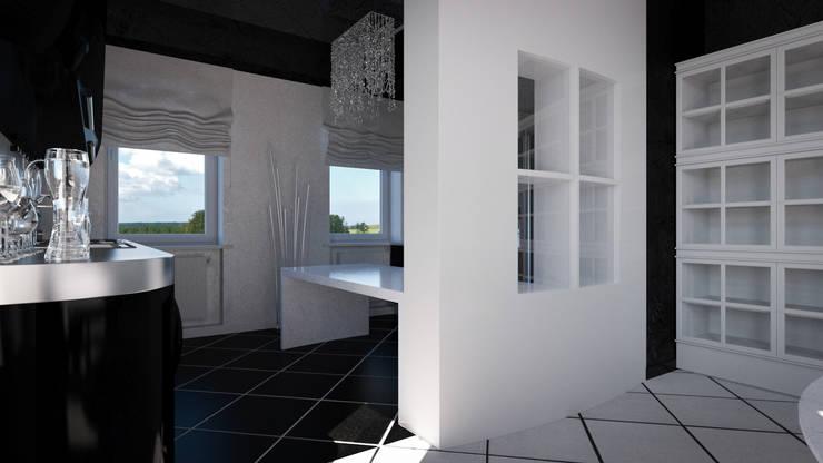 Modern Interior: Кухни в . Автор – SVPREMVS, Эклектичный