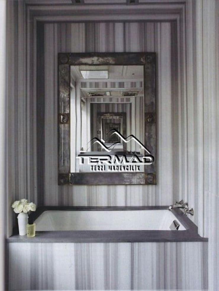 Bathroom by Terzi Madencilik,
