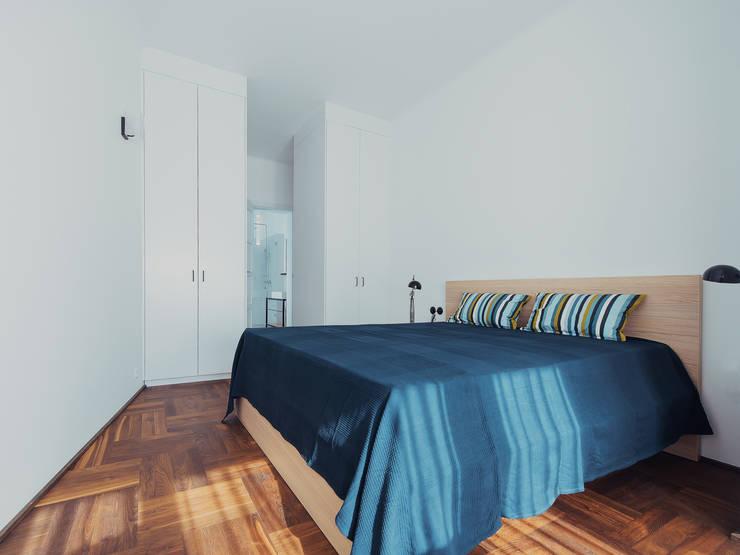 Wiejska: styl , w kategorii Sypialnia zaprojektowany przez JA2PLUS