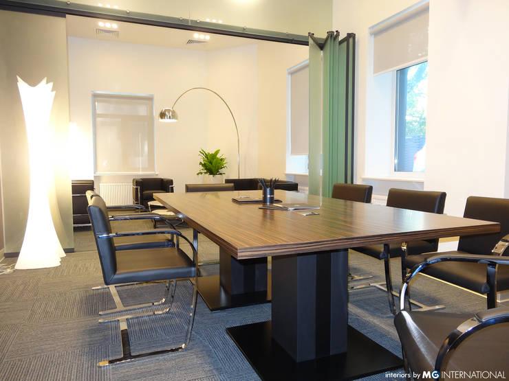 MG International Srl:  tarz Ofis Alanları & Mağazalar