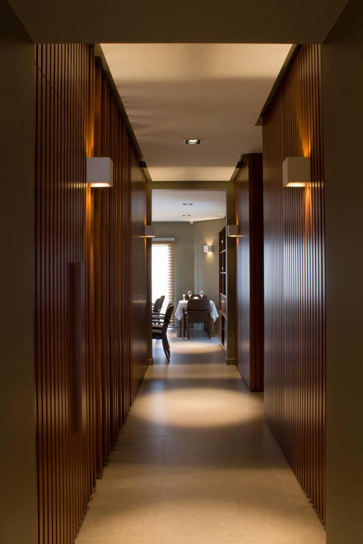 Barunzit Restó · Ramos Mejía · Prov. de Buenos Aires · Paula Herrero | Arquitectura: Comedores de estilo  por Paula Herrero | Arquitectura