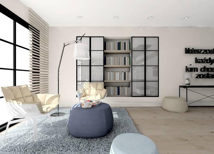Salon: styl , w kategorii  zaprojektowany przez project art
