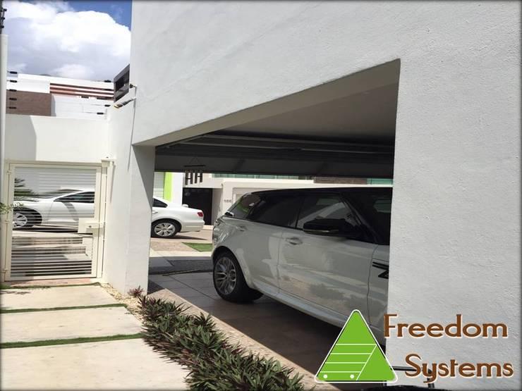 Antes de la instalacion:  de estilo  por FREEDOM SYSTEMS MEXICO