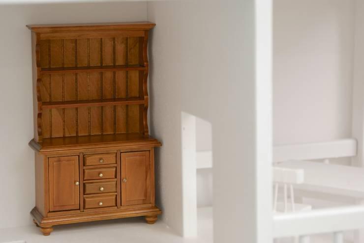 斯堪的納維亞  by MyWoodVillage, 北歐風 木頭 Wood effect