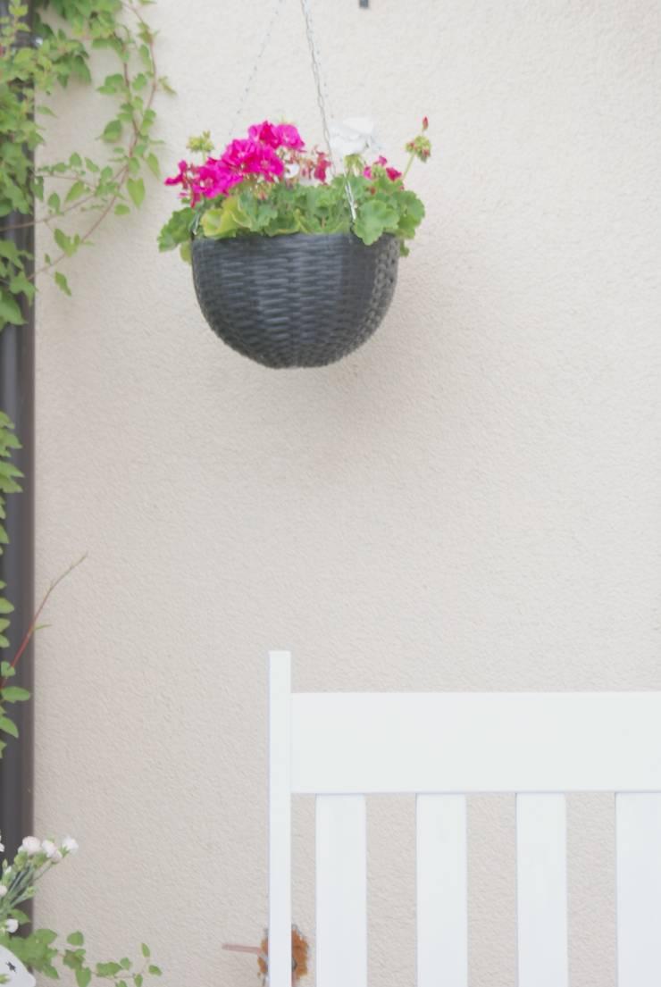 Fotel Bujany : styl , w kategorii Balkon, weranda i taras zaprojektowany przez MyWoodVillage
