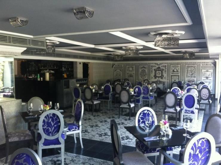 Restaurante Pasión: Restaurantes de estilo  por Laura Vintage