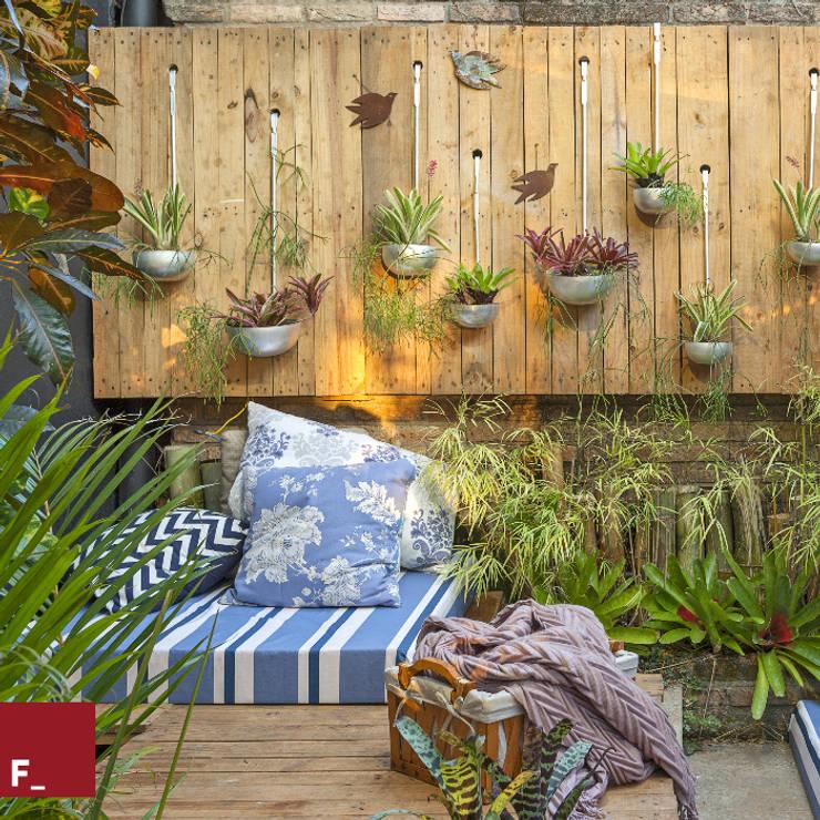 29 meravigliose idee per un giardino piccolo for Idee per il giardino economiche