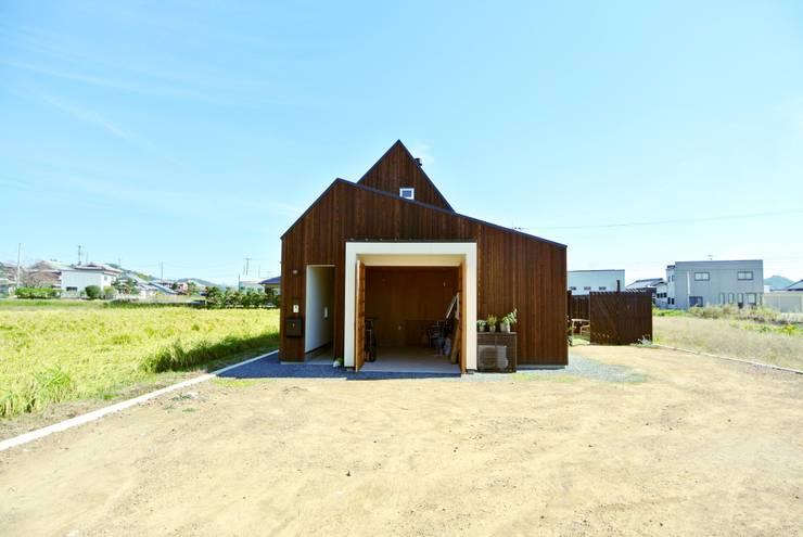 シキナミカズヤ建築研究所의  주택