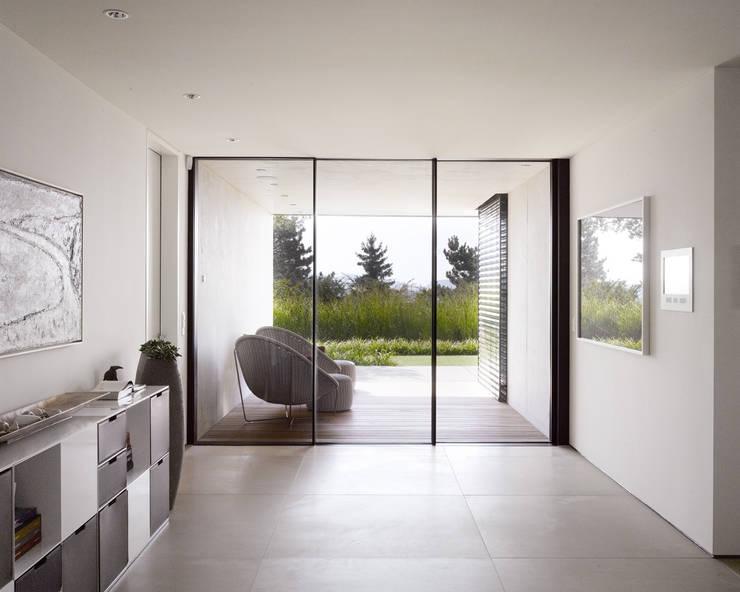 Окна и двери в . Автор – meier architekten