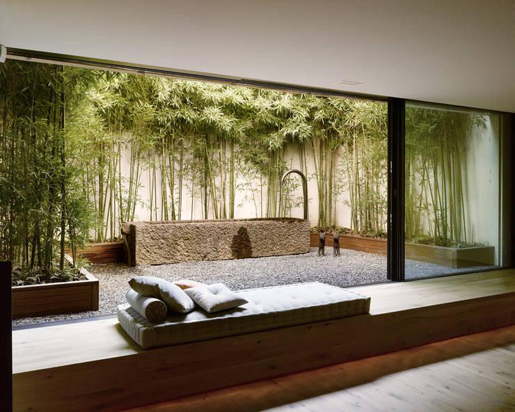 Binnenbeplanting door meier architekten