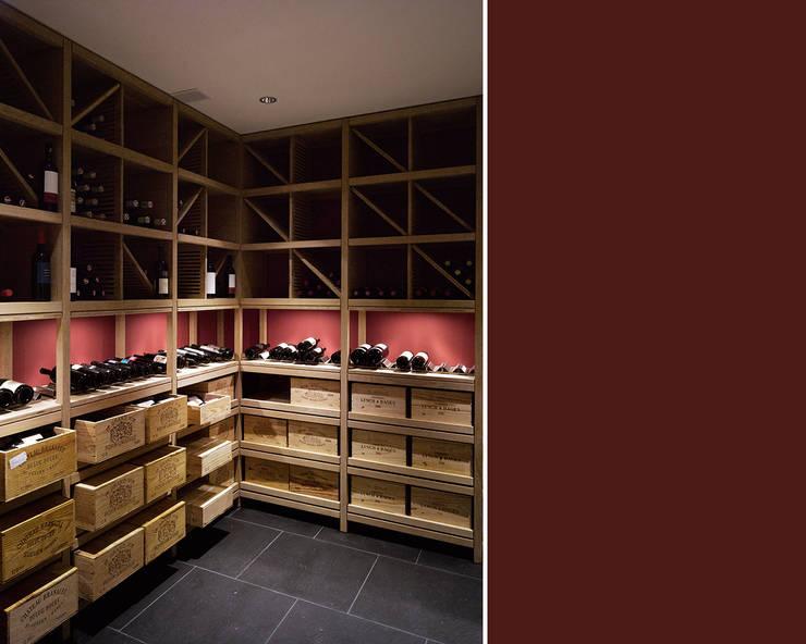 Wijnkelder door meier architekten