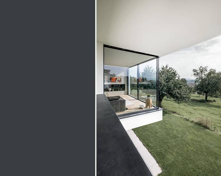 Maisons modernes par meier architekten zürich Moderne