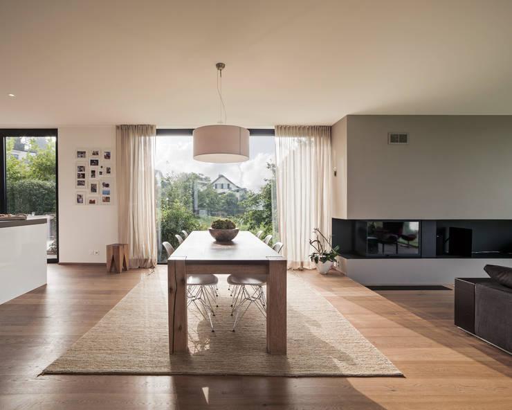 Projekty,  Jadalnia zaprojektowane przez meier architekten