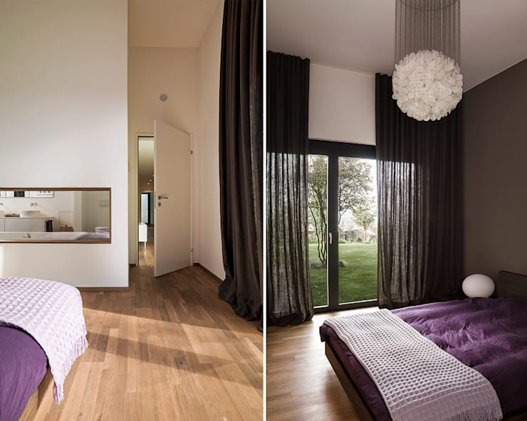 Спальная комната  в . Автор – meier architekten