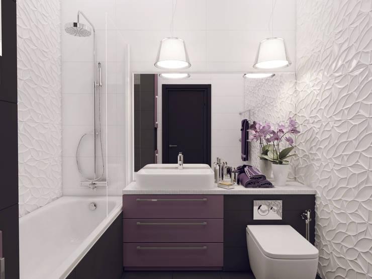Bathroom by Volkovs studio