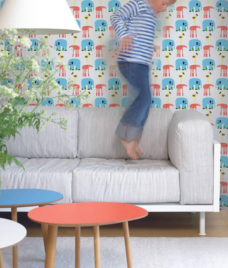 HannaHome Dekorasyon  – Geleceğe Dönüş!:  tarz Çocuk Odası