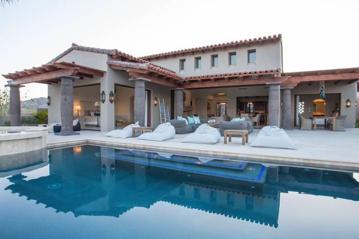 moderne Huizen door MAR STUDIO
