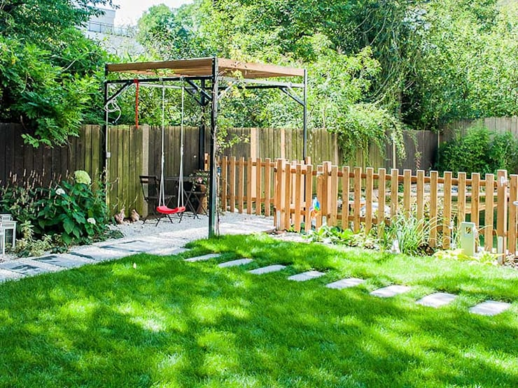 Garden by Kräftner Landschaftsarchitektur