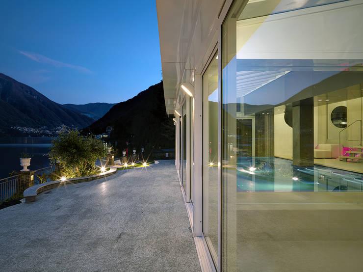 Plafoniere Moderne Da Esterno : Plafoniere da esterno per illuminare con stile