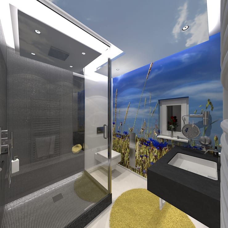 Design by Torsten Müller:  tarz Banyo