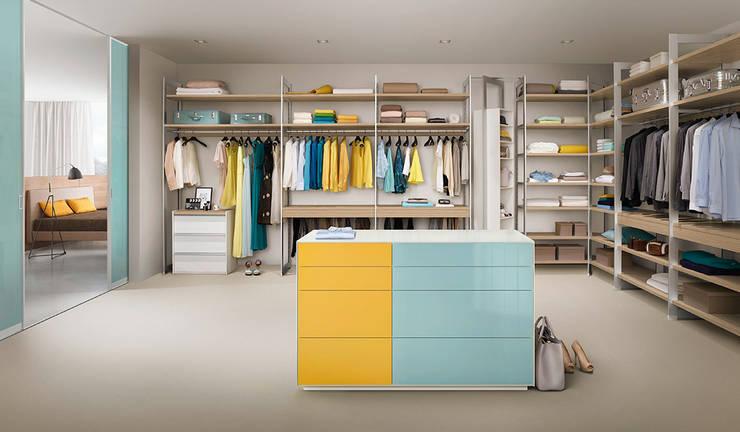 Projekty,  Garderoba zaprojektowane przez nexus product design