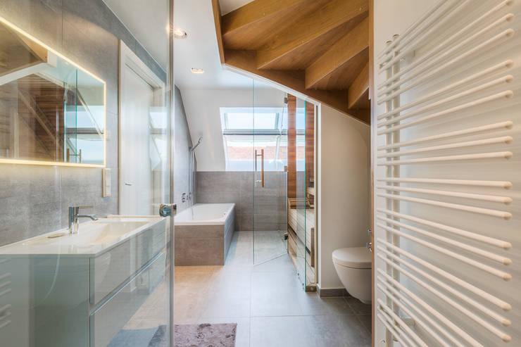 modern Bathroom by Horst Steiner Innenarchitektur