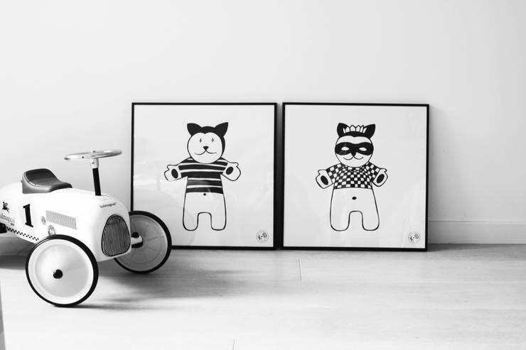 Dla dzieci : styl , w kategorii  zaprojektowany przez ID Sp. z o.o.,Nowoczesny