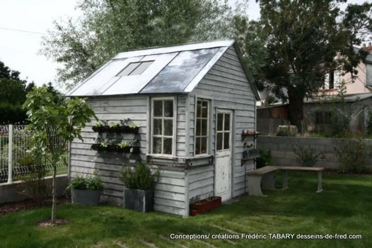 Giardino in stile  di Tabary Le Lay