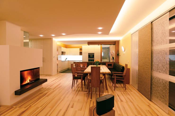 modern Dining room by Horst Steiner Innenarchitektur