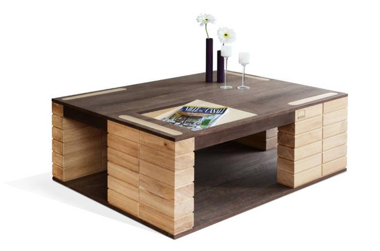 QUATTRO ZAMPE:  in stile  di Blocco Arreda, Moderno Legno Effetto legno