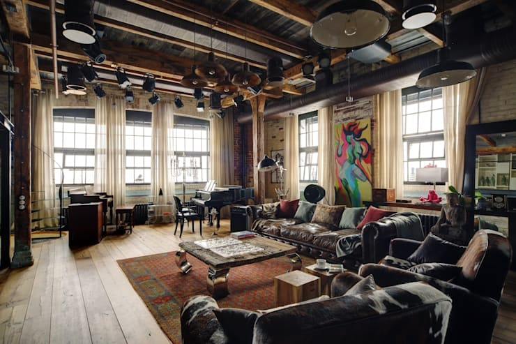 7 Einrichtungstipps für einen coolen Industrial Style