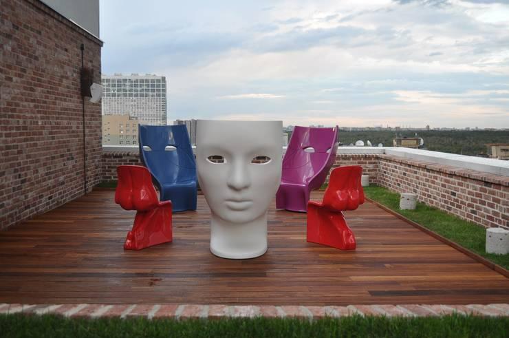 Terrace by Lev Lugovskoy