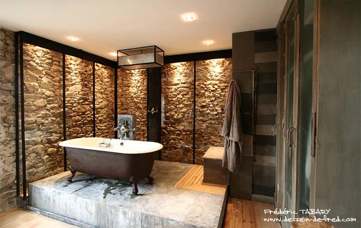 Baños de estilo  por Tabary Le Lay