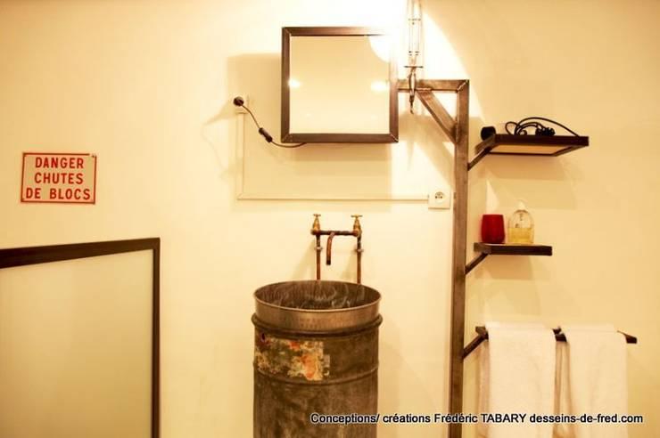 Baños de estilo  de Tabary Le Lay