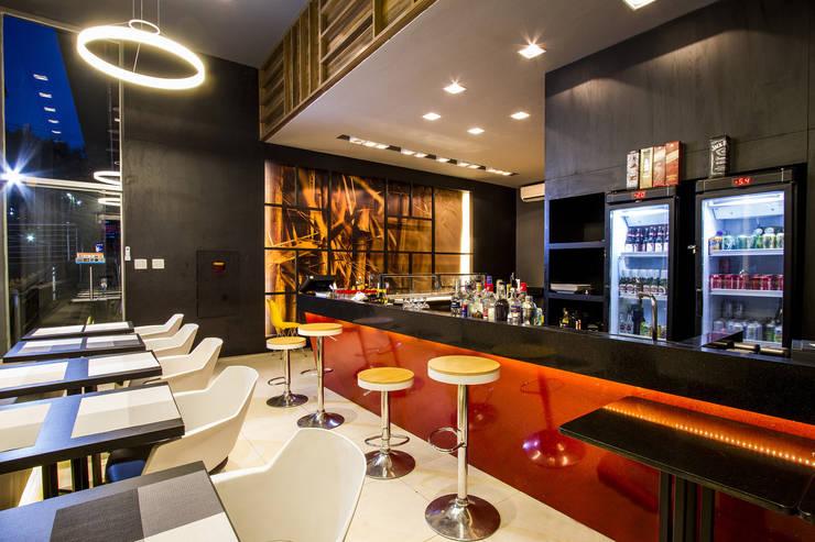 Restaurante Matto: Espaços gastronômicos  por Mariana Borges e Thaysa Godoy,
