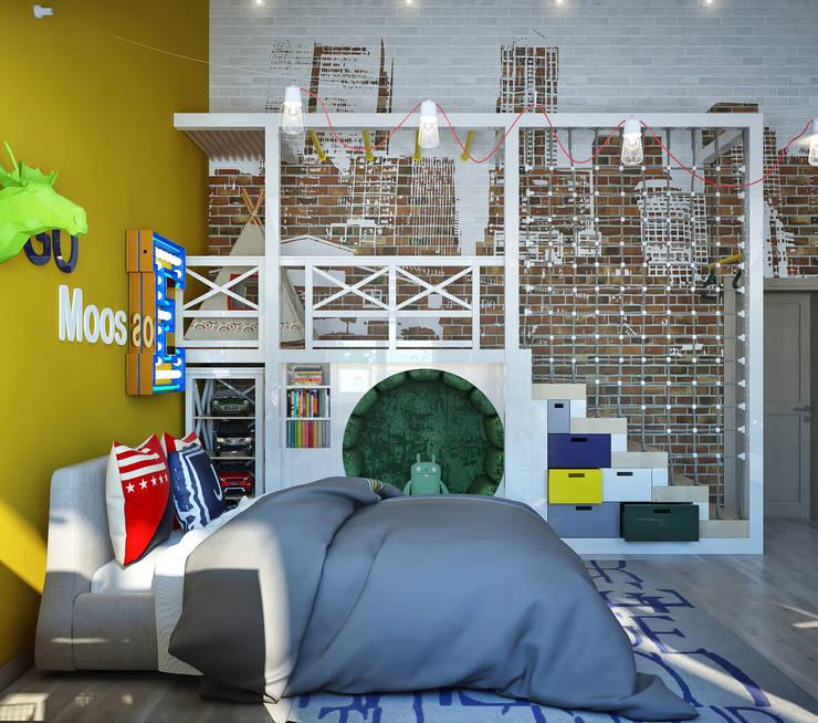 Cuartos infantiles de estilo moderno por Sweet Home Design