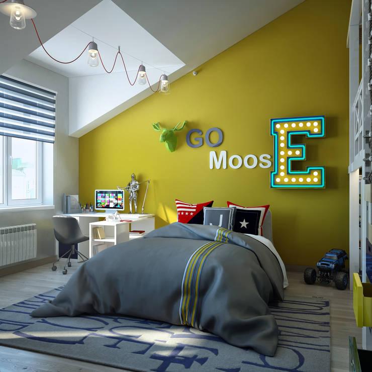 Sweet Home Design:  tarz Çocuk Odası