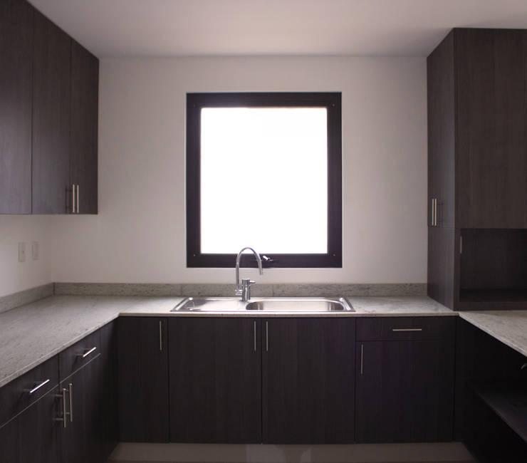 COCINA Cocinas minimalistas de Región 4 Arquitectura Minimalista