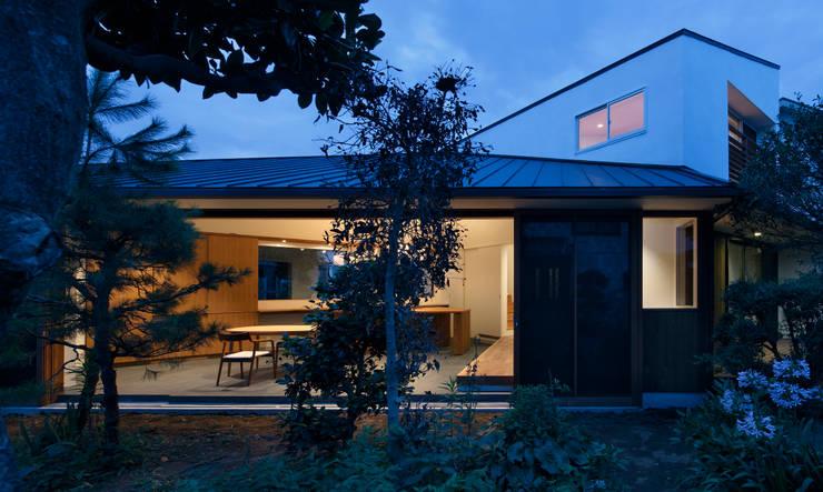矢の口の家: 向山建築設計事務所が手掛けた家です。
