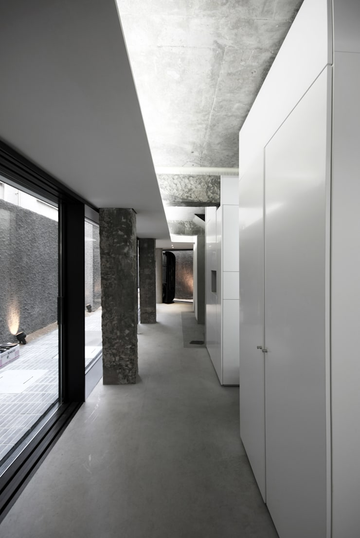 OMFLORAL ART SCHOOL: 건축사사무소 moldproject의