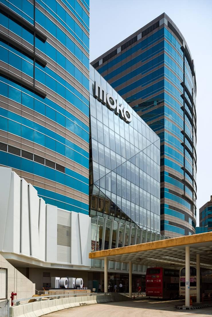 MOKO, Hong Kong by Aedas:   by Aedas
