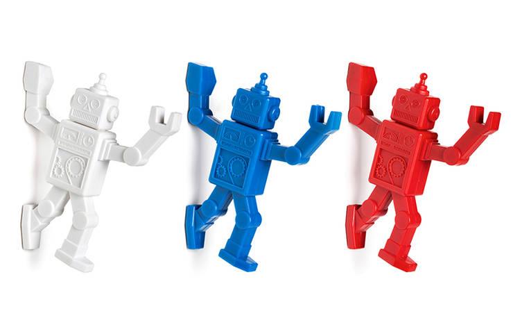 벨렉 디자인 로봇 냉장고 자석 후크걸이(Peleg Design Robohook Magnetic Hanger): Brillian Co.의  주방
