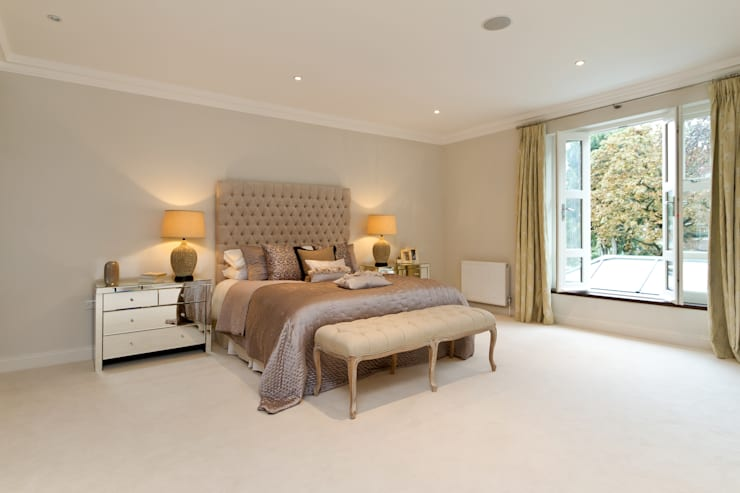 Mercier Road, Putney:  Bedroom by Concept Eight Architects