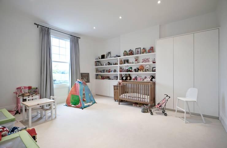 غرفة الاطفال تنفيذ Concept Eight Architects
