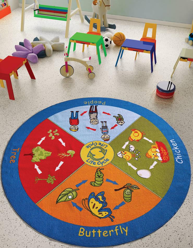 CONFETTI – LIFE CYCLE : modern tarz Çocuk Odası