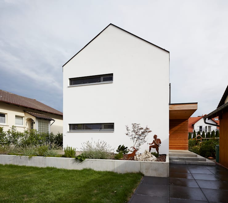 Houses by Marcus Hofbauer Architekt